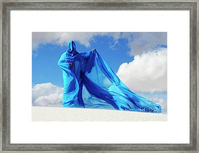 Into The Mystic 29 Framed Print