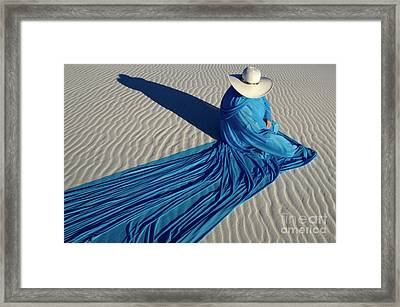 Into The Mystic 30 Framed Print