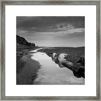 Into The Night Framed Print by John Farnan