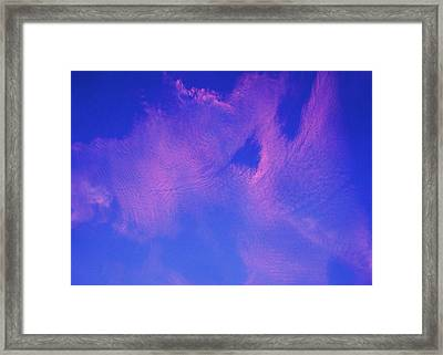 Into The Night Framed Print by Steve Ponting