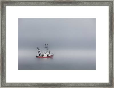 Into The Void Framed Print by Bill Wakeley