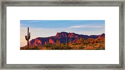 Framed Print featuring the photograph Into The West by Rick Furmanek