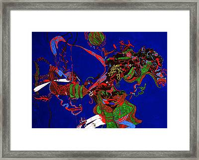 Intoxication Framed Print by William Watson