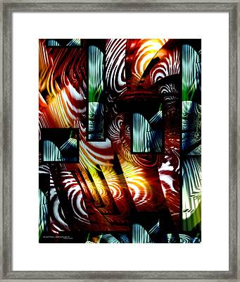 Intrigue Framed Print by Dreamlight  Creations