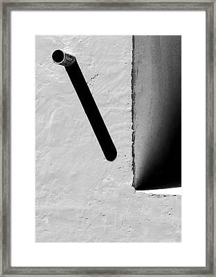 Intrinsic Value  Framed Print by Prakash Ghai