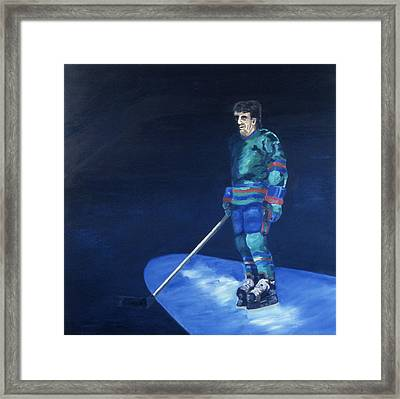 Introducing........ Framed Print by Ken Yackel