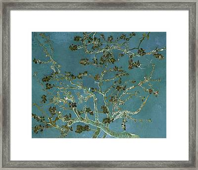 Inv Blend 2 Van Gogh Framed Print