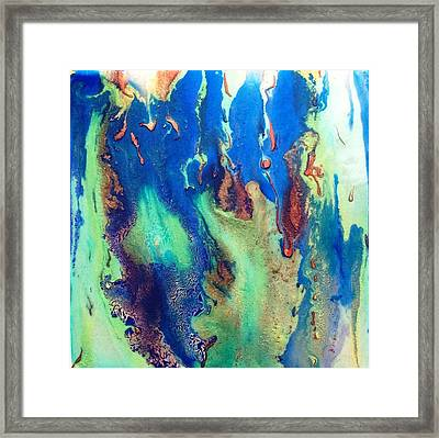 Inversion Framed Print by Pat Purdy