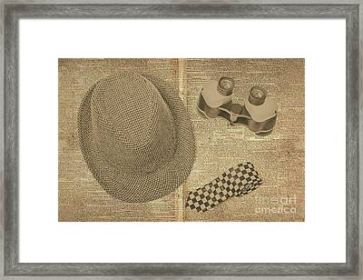 Investigating Details Framed Print by Jorgo Photography - Wall Art Gallery