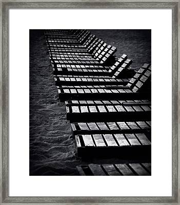 Invitation To Relax Framed Print by Paul  Wilford