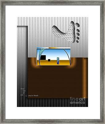 Inw_20a6112_always-never-left-fields Framed Print