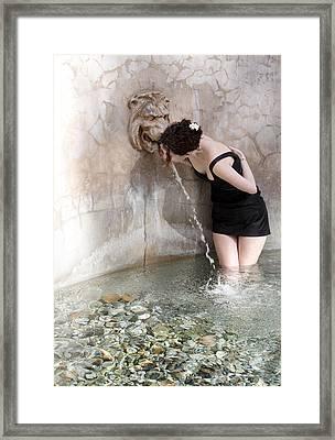 Iona Lynn 1-6 Framed Print by David Miller