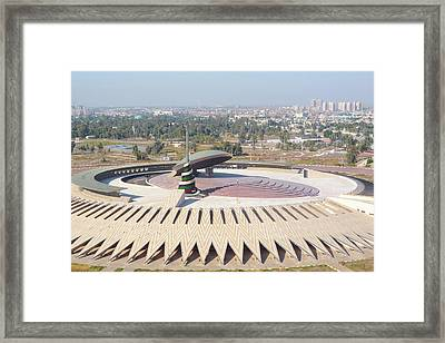 Iraq Monument To The Unknown Soldier Framed Print