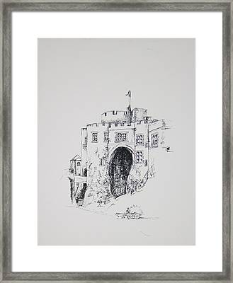 Ireland Castle 2 Framed Print