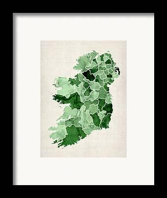 Irish Framed Prints