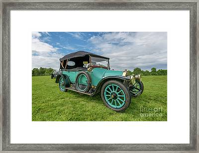 Iris Tourer 1912 Framed Print by Adrian Evans