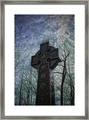 Irish Brigade Framed Print by Daniel Houghton