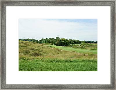 Irish Course No.14 Framed Print