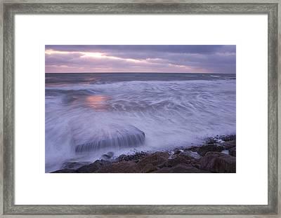 Irish Dawn Framed Print