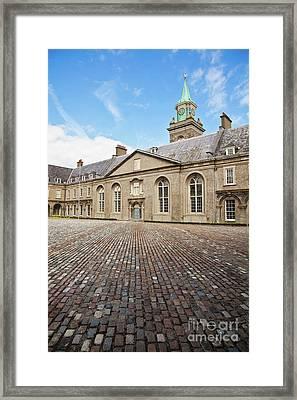 Irish Museum Of Modern Art Framed Print by Gabriela Insuratelu