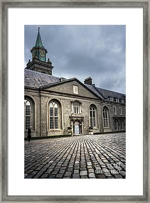 Irish Style Framed Print by Svetlana Sewell