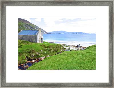 Irish Treasures.. Past And Present Framed Print
