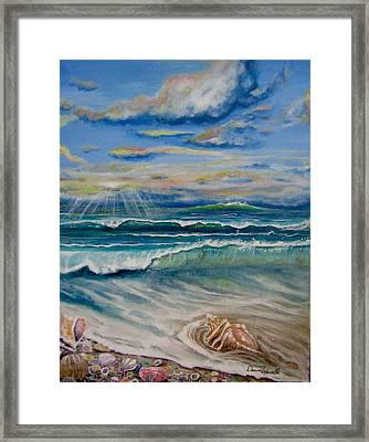 Irma's Treasure Framed Print