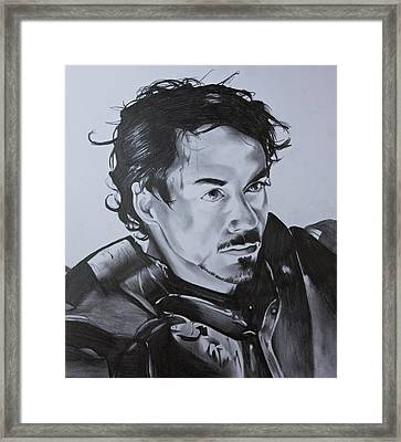 Iron Man Framed Print