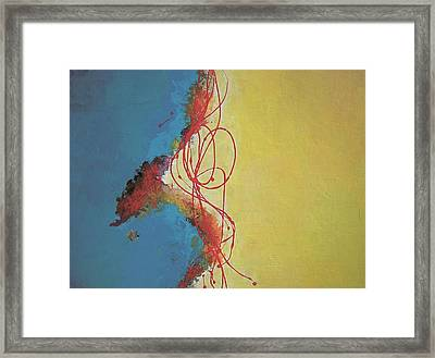 Irreversible Framed Print by Kate Tesch