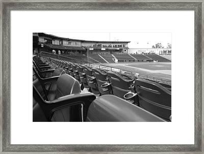 Is It Baseball Season Yet? Framed Print