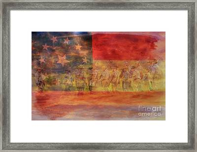 Is Mississippi Ready For This Day Gettysburg Framed Print