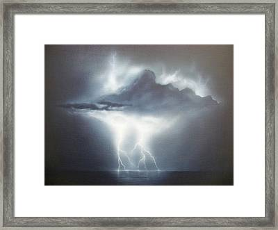 Is The Sky The Limit Framed Print