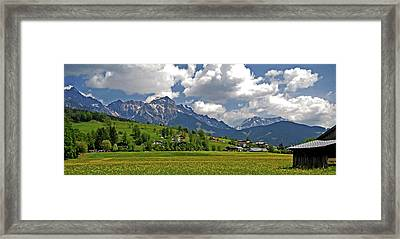 Is There More To Life Than This ... Framed Print by Juergen Weiss