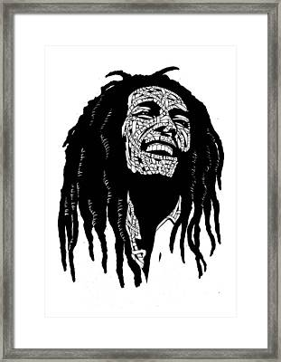 Is This Love Framed Print by Selahsess Trade