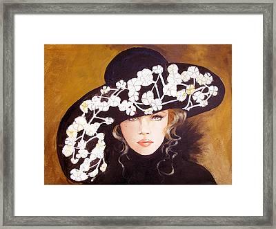 Isabella Framed Print by Kay Robinson