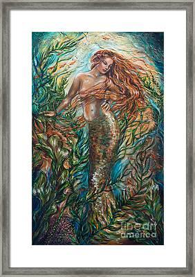 Isabella Framed Print by Linda Olsen