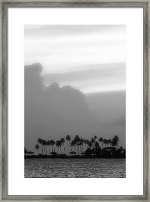 Isla  Framed Print