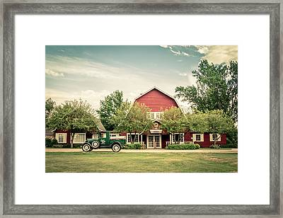 Framed Print featuring the photograph Island Lavender by Joel Witmeyer