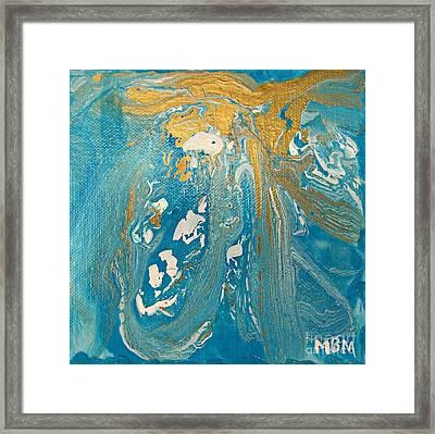 Island Trade Winds Framed Print