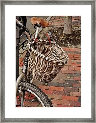 Island Transportation 008 Framed Print by JAMART Photography