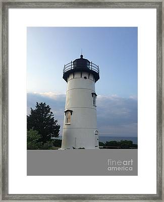 Island's Light Framed Print