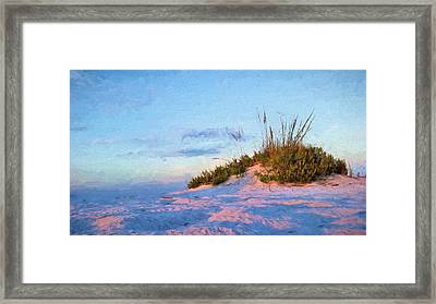Islands On The Island Framed Print by JC Findley