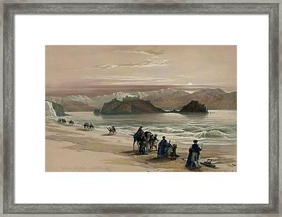Isle Of Graia Framed Print