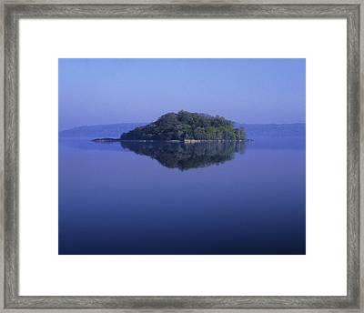 Isle Of Innisfree, Lough Gill, Co Framed Print