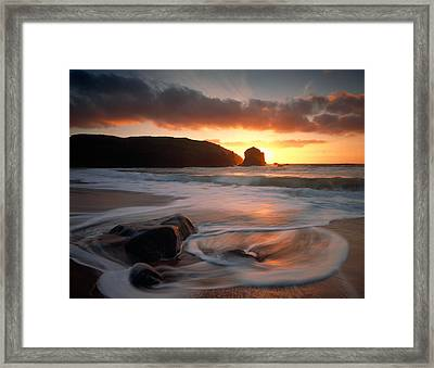 Isle Of Lewis Outer Hebrides Scotland Framed Print by Panoramic Images