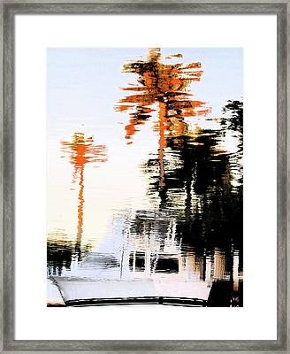 Isle Of Palms Framed Print by James  LaValley