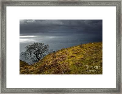 Isle Of Skye Views Framed Print by Nichola Denny