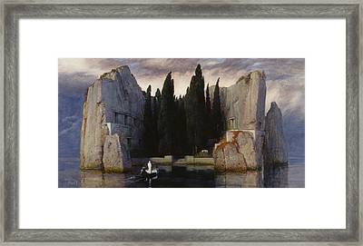 Isle Of The Dead Framed Print