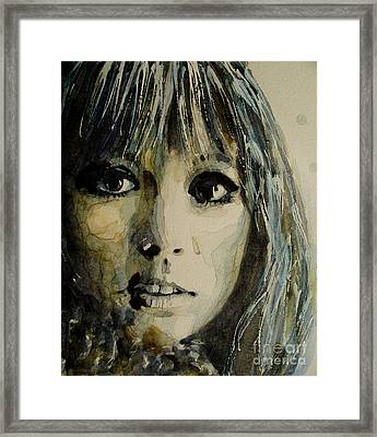 Isnt't It Pity Framed Print by Paul Lovering