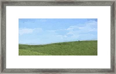 Isolated II Framed Print by Jon Glaser